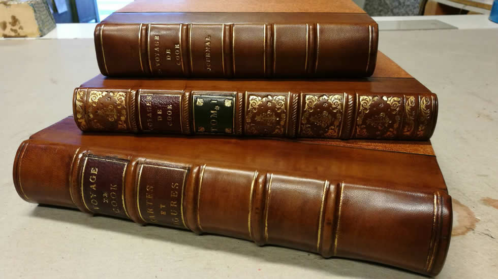 Restauration De Livres Anciens