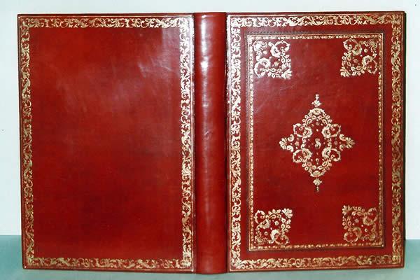 Album photo décor 18ème siècle