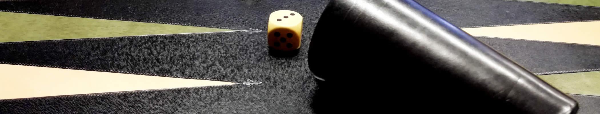 Tapis de jeu en marqueterie cuir