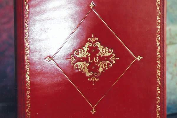 Livre d'or de mariage sur mesure